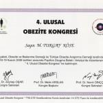 4. Ulusal Obezite Kongresi