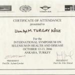 International Symposium on Selenium in Health and Disease