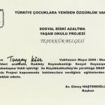 Türkiye Çocuklara Yeniden Özgürlük Vakfı